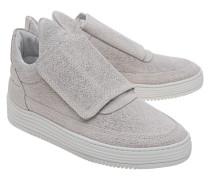 Low Top Single Velcro Grey