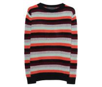 Gestreifter Kaschmir-Pullover  // Picras Inch Stripe Mint
