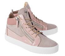 Material-Mix-Sneaker  // May London Aragon Gemma Rose