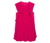 Volant-Kleid  // Volant Pink