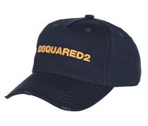 Cap mit Logo-Schriftzug