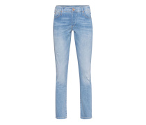 Relaxte Straight-Leg Jeans  // Liv Boyfriend Sea Glass Blue
