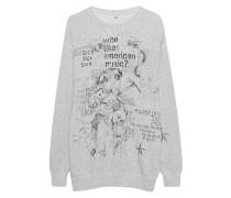 Sweatshirt mit Schriftzügen