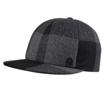 Snapback aus Wolle  // Hailey Catcher Check