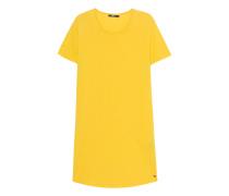Feinstrick-T-Shirt  // Nat Yellow