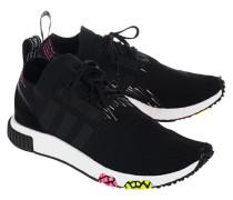 Sneaker mit Schnürung  // NMD Racer PK W Black