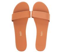 Sandalen mit Leder-Riemen