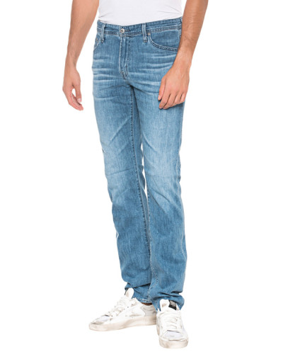 Straight Washed Out Jeans