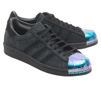Superstar 80S Metal Toe Black