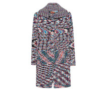 Grobstrick-Jacke aus Kaschmir  // Cashmere Buttoned Up Multicolour