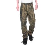 Cargo-Hose mit Musterung  // Cargo Camouflage