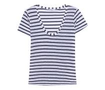Gestreiftes Shirt  // Venice Stripe Scoop Neck Tee