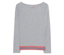 Baumwoll-Fleece-Sweatshirt