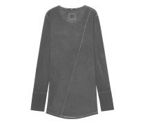Baumwoll-Longsleeve  // Cruz Vintage Grey