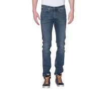 Cleane Slim-Fit Jeans  // Max Vintage Blue