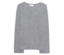 Kaschmir-Pullover  // Cashmere V Neck Grey