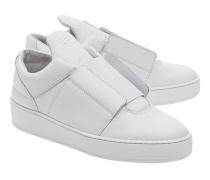 Sneakers aus Leder  // Mountain Cut Aedan White