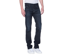 Cleane Slim Fit Jeans  // The Matchbox 02 Years Dark Blue