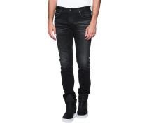 Slim-Leg Jeans  // Tellis 4 Years Down