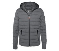 Gesteppte Funktionsjacke  // Angy Grey