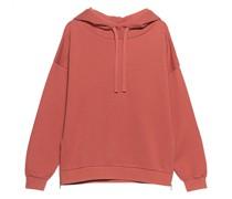 Oversize-Hoodie mit Zipper-Details