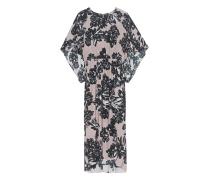 Gemustertes Maxi-Kleid aus Viskose  // Long Sahara Flower
