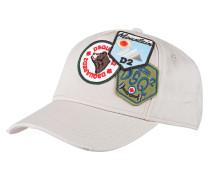 Verstellbare Baumwoll-Basecap  // Bear Mountain Beige