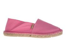 Canvas-Espadrilles  // Classic Pink