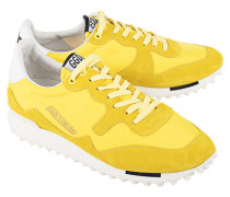 Textil-Sneakers  // Starland Yellow Nylon