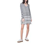 Baumwoll-Kleid mit Muster