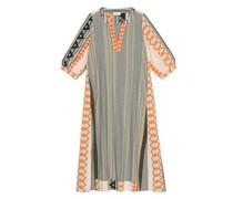 Gemustertes Kaftan-Kleid