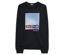 Sweatshirt mit Print  // Kenzo Paris Black