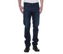 Cleane Slim Fit Jeans  // The Tellis Indigo