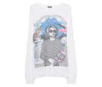 Pullover mit Print  // Kurt White