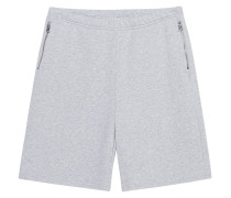Baumwoll-Shorts  // Larna Light Grey