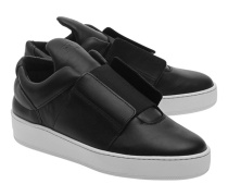 Sneakers aus Leder  // Mountain Cut Aedan Black