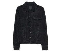 Gewachste Jeansjacke  // Waxed Denim Black