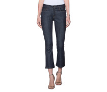 Cleane Baumwoll-Stretch-Jeans  // Stretch Blue