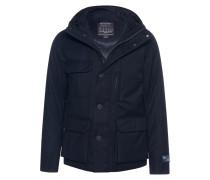 Wind- und wasserabweisende Jacke  // M´s Jacket LP Mountain Navy