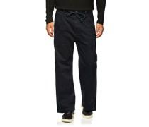 Straight-Leg Jeans mit Tunnelzug
