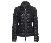Jodie Leather Black