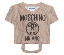 Baumwoll-Shirt mit Print  // Capsule Bag Shirt