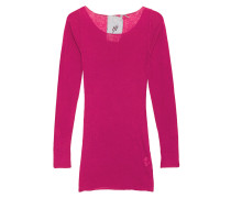 Pury Long Crew Neck Melody Pink