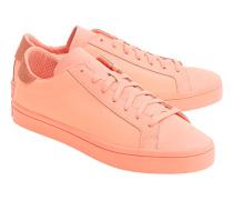 Flache Sneakers  // Court Vantage Sun Glow