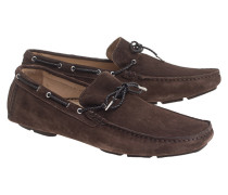 Racer Suede Chocolate