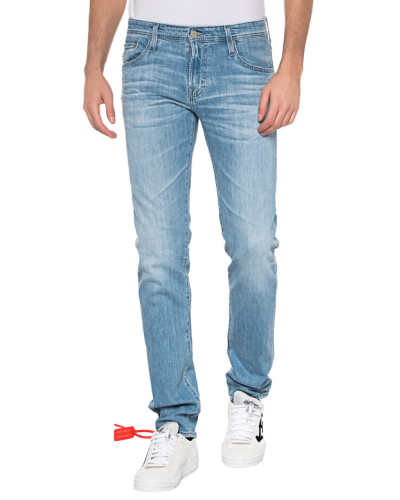 Washed Out Slim-Fit Jeans