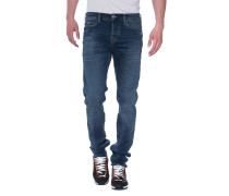 Cleane Slim-Fit-Jeans  // Rocco Bi Stretch Blue Denim