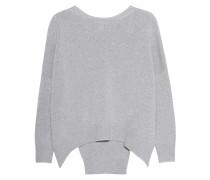Kaschmir-Woll-Pullover
