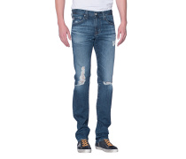 Destroyed Slim Fit Jeans  // The Matchbox 14 Years Angelo