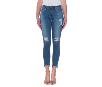 Destroyed Skinny-Jeans  // The Middi Ankle Iconic